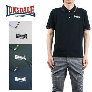 鹿の子ポロシャツ ベーシックポロ LONSDALE ロンズデール|london-game