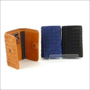 キーケース 本革 LEATHER KEY CASE HARVEST DOUBLES|london-game