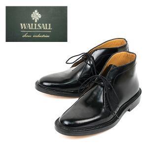 WALLSALL CHUKKA BOOT ウォールソール チャッカブーツ 革靴 レザーシューズ|london-game