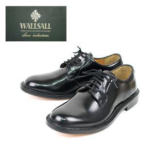 WALLSALL PLAIN TOE ウォールソール プレーントゥ 革靴 レザーシューズ|london-game