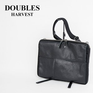 3way牛革ショルダーバッグ LEATHER SHOULDER BAG HARVEST DOUBLES|london-game