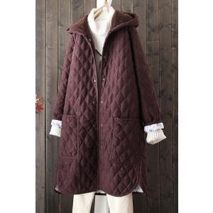 ジャケット アウター 中綿 キルティングコート 40代 50代 コート インナーダウン 大きめ ゆっ...