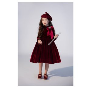 子ども服 シューズ 子ども服(女の子)フォーマル ドレス スーツ ドレス 高級感漂うキッズドレス 子供服 フォーマルドレス レトロ ヴィンテージ 結婚式 londonbridge
