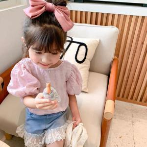 キッズ★大きいリボン 髪飾り 女の子 londonbridge