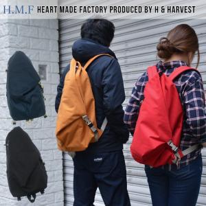 H.M.F 三角 サンカク リュックサック バックパック メンズファッション レディースファッション コーデュラナイロン...
