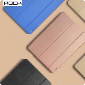 ROCK TOUCH series iPad Pro オードスリープ 機能 付き クリアケース クリアカバー アイパッドpro カバー ケース スタンド 機能 横開き アイパッドケース ipadpr|looco-shop