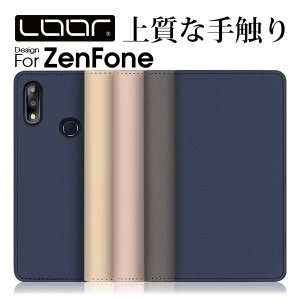 ZenFone Max Pro M2 手帳型 スマホケース M1 Live L1 カバー ZB631KL ZB633KL ゼンフォン ASUS エイスース カード収納 スタンド|looco-shop