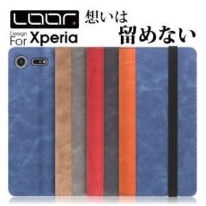 Xperia Ace ケース 手帳型 XZ3 スマホケース XZ2 Premium カバー XZ1 XZ XZs XZ X Performance Z5 Z4 エクスペリア|looco-shop