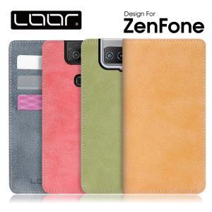 LOOF Siki ZenFone 7 Pro 6 Max Pro M2 手帳型ケース Max Pl...