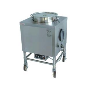 電気スープウォーマーカート 角型 厨房 ウォーマー 電気保温器 調理機器 電気式 厨房 キッチン 業務用 レストラン キャスター 1.4/2.25kW OTK-600|lookit