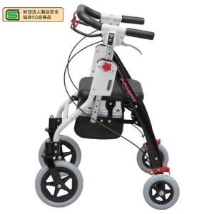 【法人限定】シルバーカー 歩行器 歩行補助車 歩行車 AR-458 lookit