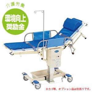 【2%OFFクーポン!8/26まで】ストレッチャー タンカ 病院 医療 昇降式 HS-500|lookit