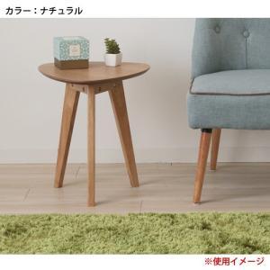 サイドテーブル テーブル 机 木製 天然 無垢 カントリー アンティーク ナチュラル 自然派 北欧 ...