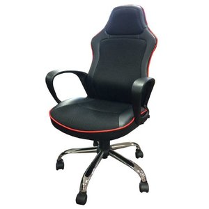 レーシングチェアー【vent】ヴェント オフィスチェア 肘掛け チェア 椅子 いす イス デスクチェア パソコンチェア クール スタイリッシュ 送料無料 42-4789|lookit