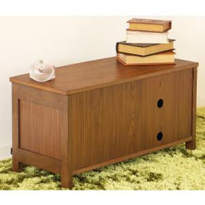 テレビ台 木製 収納 北欧 おしゃれ 75-311 lookit