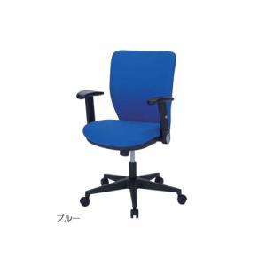 オフィスチェア ローバック 可動肘タイプ キャスター付きチェア オフィス家具 チェア 事務所 オフィス 会議室 デスクチェア 820JGA lookit
