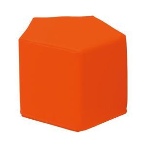 【2%OFFクーポン配布8/15〜8/20まで】ダイヤクッション キッズコーナー用 六角形 クッション スツール 子供スペース用クッション 遊び場用 D-CUBE|lookit
