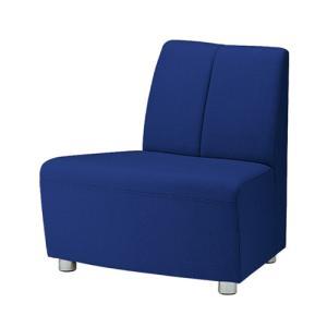 ロビーチェア 背付き 外コーナー 布張り コーナーチェア アールソファ チェア ラウンジチェア 椅子 連結 組合せ アームレス 待合室 ENYTY-OR|lookit
