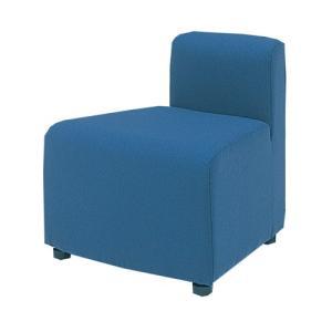 ロビーチェア 背付き 外コーナー 布張り チェア コーナーチェア アールソファ ラウンジチェア 椅子 組合せ アームレス ホテル LC-65F|lookit