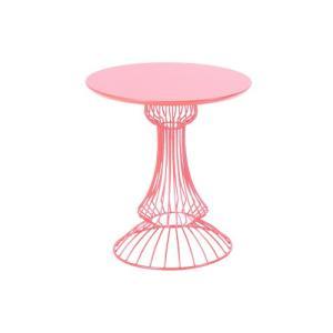 ★soldout★ サイドテーブル 直径500mm テーブル 机 カラフル おしゃれ ポップ スチール 丸型テーブル 円形テーブル 49-SST-9334|lookit