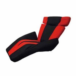 マンボウソファ グラン・デルタ・スーパーマンボウ 送料無料 リクライニング座椅子 1人掛けチェア リクライニングチェア 座椅子 フロアチェア 布製チェア F-1394|lookit