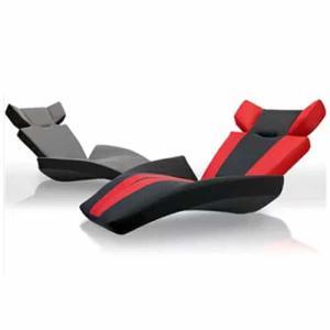 マンボウソファ 送料無料 一人掛けソファ 座椅子 リクライニングチェア フロアチェア 1人用チェア チェア 椅子 ソファ リビング 居間 グランデルタマンボウ|lookit