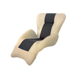 【2%OFFクーポン!8/26まで】マンボウソファ アーバンマンボウ 送料無料 座椅子 リクライニングチェア 布張りチェア フロアチェア 1人用 イス アーバンマンボウ|lookit