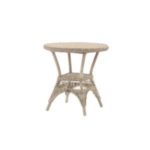 ガーデンテーブル ガーデン用 家具 ファニチャー カフェテーブル アウトドア ガーデニング ガーデン 庭 ベランダ テラス ウッドデッキ プールサイド T180PWW|lookit