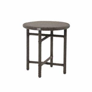 ガーデンテーブル ガーデン用 家具 ファニチャー カフェテーブル アウトドア ガーデニング ガーデン 庭 ベランダ テラス ウッドデッキ プールサイド T190PGY|lookit