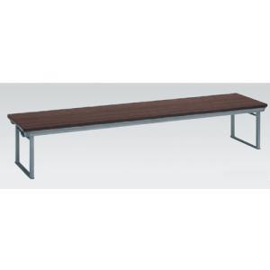 折りたたみ座卓 幅180×奥行45cm 送料無料 長方形テーブル ローテーブル 折り畳みテーブル 脚折れ座卓 座敷用 教育施設 公共施設 8186NX-MP56|lookit