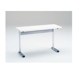 ダイニングテーブル 幅120×奥行45cm 送料無料 ミーティングテーブル ランチテーブル オフィステーブル 休憩スペース オフィス 学校 施設 9312BF-MP lookit