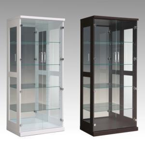 コレクションラック 送料無料 コレクションボード ガラスボード キッチンボード 食器棚 収納 キッチンラック 飾り棚 スタバ(H)SUTABA-70CRH 【着日指定不可】|lookit