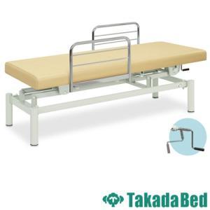 手動昇降台 TB-102 診察台 ベッド 施術ベッド 送料無料|lookit