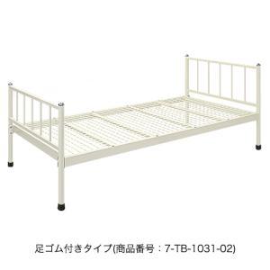 病室用ベッド 治療 病気 入院 日本製 TB-1031-02 送料無料|lookit