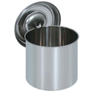 汚物缶 汚物入れ ゴミ箱 病院 衛生管理 TB-1250 送料無料|lookit