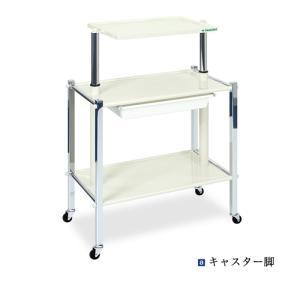 ワゴン 棚 事務所 日本製 セール 激安 TB-37-012 送料無料|lookit
