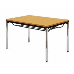 ★送料無料★ 会議テーブル スチール コンパクト 棚付き ATS-1275SE lookit
