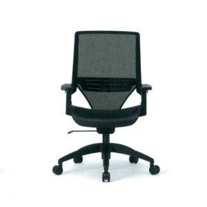 オフィスチェア メッシュチェア ミドルバックチェア ワークチェア ビジネスチェア ロッキング キャスター 高機能チェア メッシュ素材  ランバーサポート MS-1335|lookit