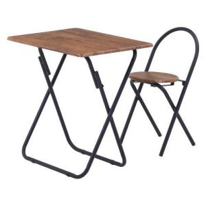 テーブル チェア セット デスク 机 イス YS-7050U-WH-BK|lookit