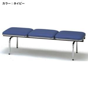ロビーチェア FUL-3N デパート 百貨店 喫煙所 休憩|lookit