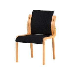 ダイニングチェア 木製椅子 介護椅子 肘無し ひじ掛け無し 木製チェア 介護チェア 老人ホーム 介護 ナチュラル 食堂いす スタックタイプ 施設 控室 FVM-6|lookit
