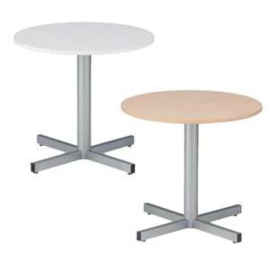ラウンジテーブル リフレッシュ 休憩スペース 休憩所 オフィス家具 休憩室 丸テーブル カフェラウンジテーブ リラックススペース オフィス家具 RX-750N|lookit