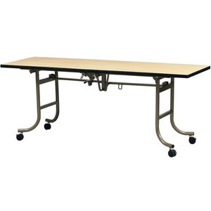 【法人限定】 パーティーテーブル オフィス 折畳み 長方形 ETZ-K1860|lookit