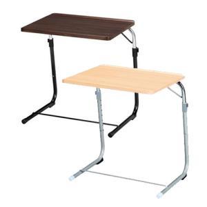 ★55%OFF★ サイドテーブル FLS-1 サイドデスク 机 折り畳み 木|lookit