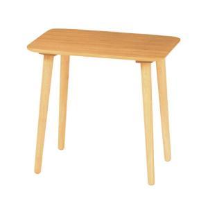 ハイテーブル 幅600×高さ560mm ハイタイプ サイドテーブル センターテーブル ダイニングテーブル リビング家具 テーブル 机 ナチュラル シンプル HT600L|lookit