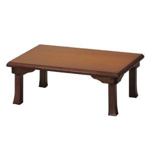 【2%OFFクーポン配布8/15〜8/20まで】座卓 机 テーブル 折り畳み 家庭 日本風 TWZ-C9060|lookit