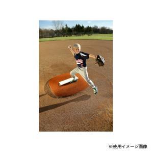 ポータブルピッチャーマウンド 高さ101.6mm 送料無料 人工芝 野球用品 練習 試合 学校 グラウンド 校庭 マウンド 設備 備品 野球 ソフトボール S-0997 lookit