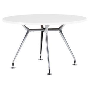 ★新品★ 会議テーブル 丸型 応接 休憩室 ラウンジ CAD-1200R|lookit