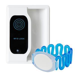 電子錠 WECC プラスチックロッカー 専用オプション ウェック プラロッカー 19-E|lookit