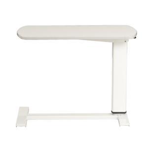 サイドテーブル 昇降式 介護テーブル キャスター付き 昇降テーブル ベッドサイドテーブル ナイトテーブル リフトテーブル 高さ調節 ベッドテーブル KST-8040 lookit